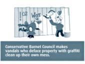 Ukázky z animovaných částí TV spotu konzervativců - obr. 1