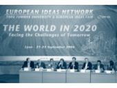 Letošní jednání EIN neslo podtitul Svět v roce 2020 – Čelíme výzvám budoucnosti. Přes tři sta zástupců think-tanků a politiků z 30 států hledalo odpovědi na témata jako rozpočtová politika EU, geografické limity EU či evropská zahraniční politika.