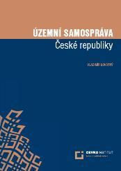 Územní samospráva ČR - obálka knihy