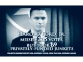 Negativní kampaně Boba Corkera proti H. Fordovi