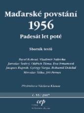Maďarské povstání 1956 - Padesát let poté