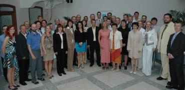 Absolventi LKA 2006/2007