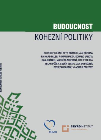 Budoucnost kohezní politiky - obálka publikace
