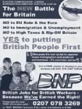 Kampaň Britské národní strany