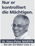 Rakousko – Hans-Peter Martin