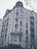 Sídlo CEVRO v letech 2003 - 2004: Janáčkovo nábřeží 9, Praha 5 - Smíchov