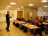 PhDr. Tomáš Klvaňa přednáší o Public Relations