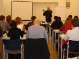 Lednová přednáška ekonomie - Ing. Josef Šíma, Ph.D.