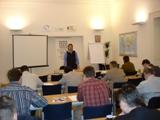 PhDr. Petr Sokol - přednáška politologie