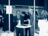 Na kongresu se, stejně jako v loňském roce, stala populární CEVROvice. Nepohrdl jí ani primátor Prahy Pavel Bém (uprostřed)