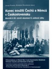 Konec soužití Čechů a Němců v Českoslvensku-obálka