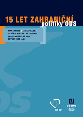 15 let zahraniční politiky ODS - obálka knihy
