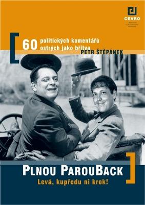 Obálka knihy Plnou ParouBack