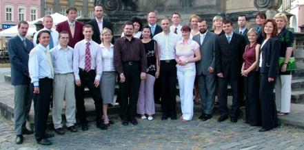 Absolventi olomoucké větve LKA 2005/2006