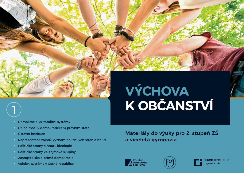 Výchova k občanství - pomůcka pro učitele